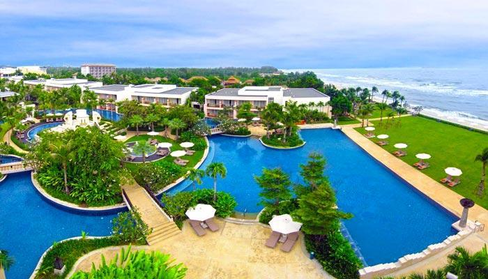 Sheraton  Hua-Hin Swimming Pool