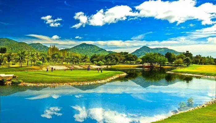 Hua Hin Golfing