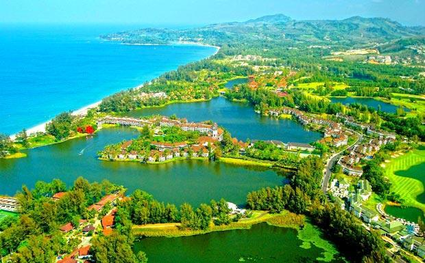Laguna Resort Complex
