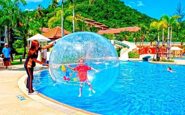 Centara Karon Resort Kids Pool