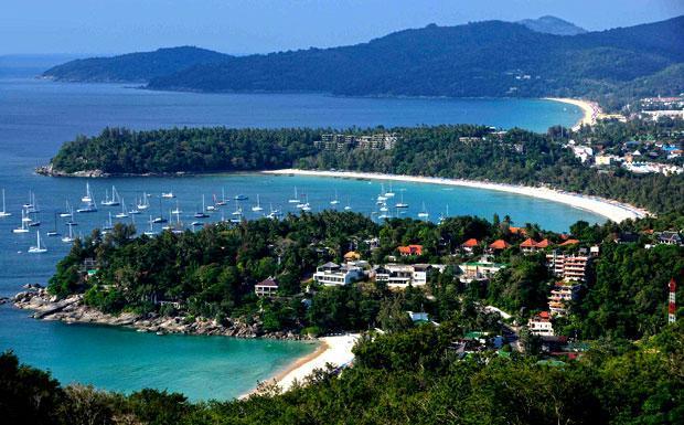 Kaa and Kata Noi Beach