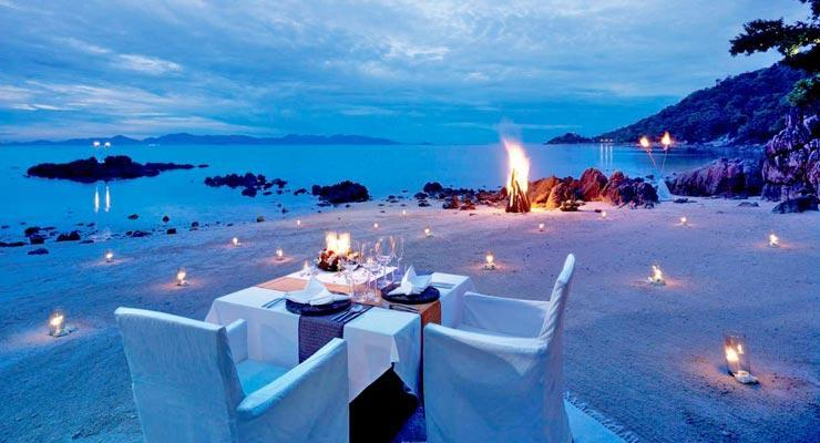 Luxury hotels in Koh Samui