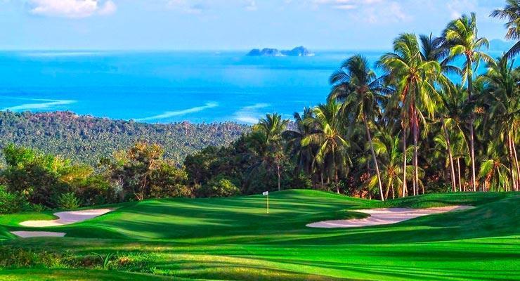 Koh Samui Golfing