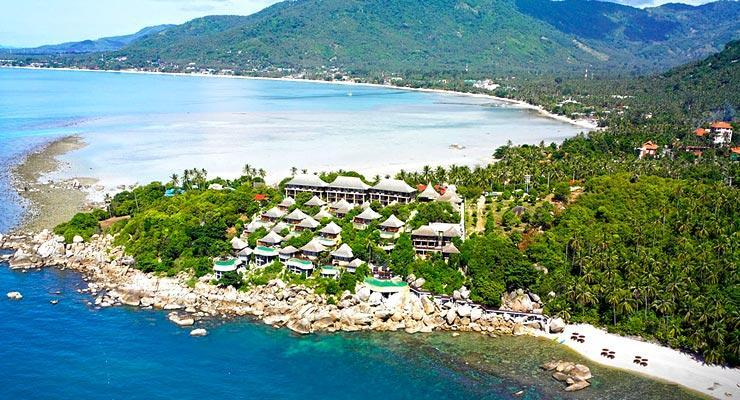Romantic Hotels in Koh Samui