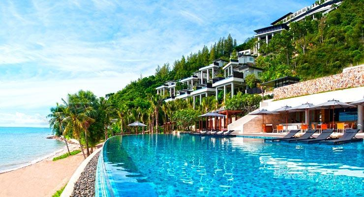Luxury resorts in Koh Samui