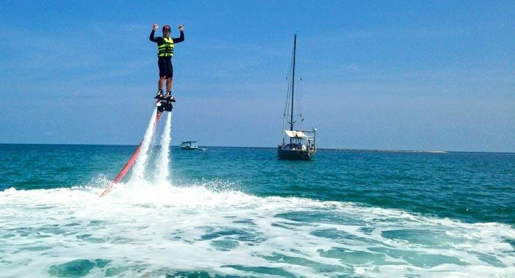Koh Samui water sports