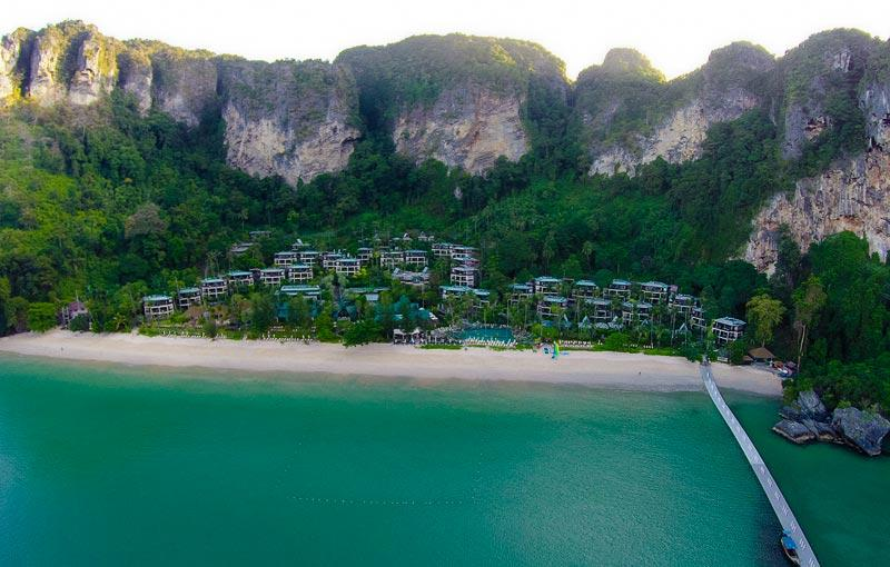 Krabi Beachfront Resorts