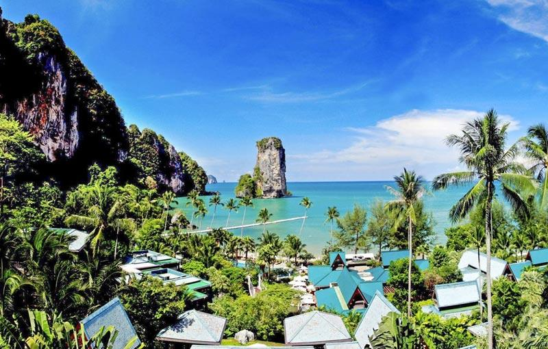 Resorts in Krabi