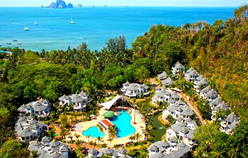 Resorts in Aonang Beach