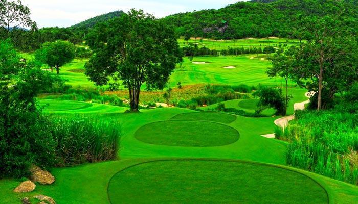 Hua Hin Golf Corses