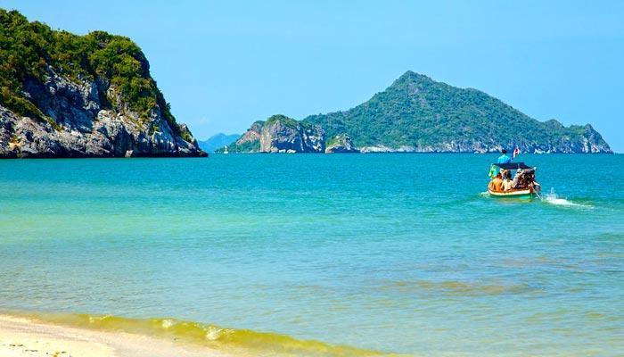 Beaches near Hua Hin