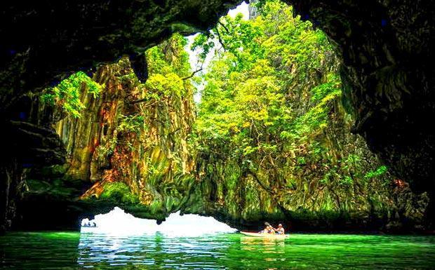 Phuket Phang Nga Bay Tours and Day Trips.