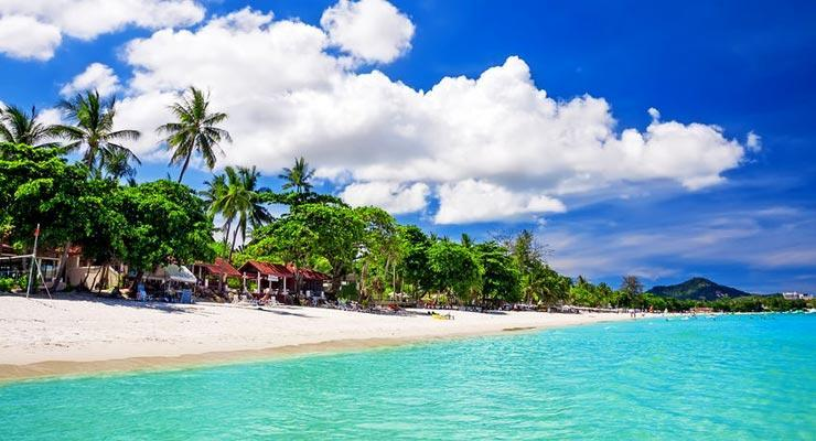Chaweng Beach is Koh Samui's most sought after location.