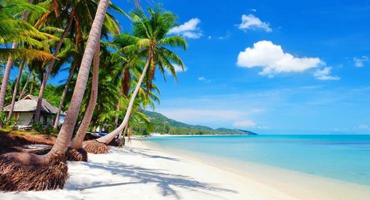 Beaches of Koh Samui