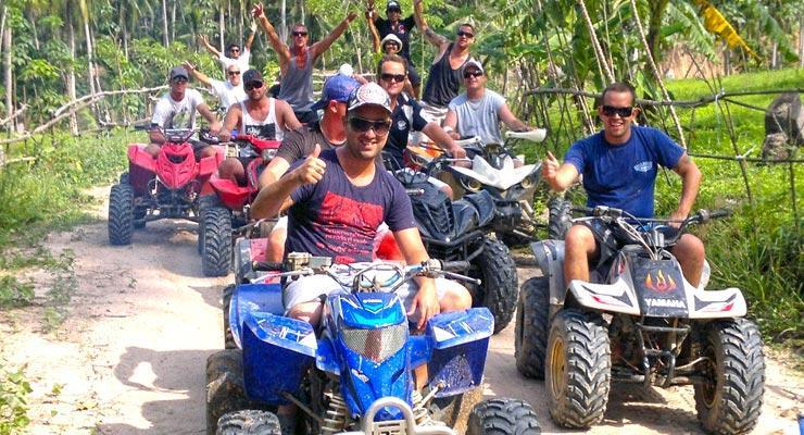 Koh Samui attractions and activities.