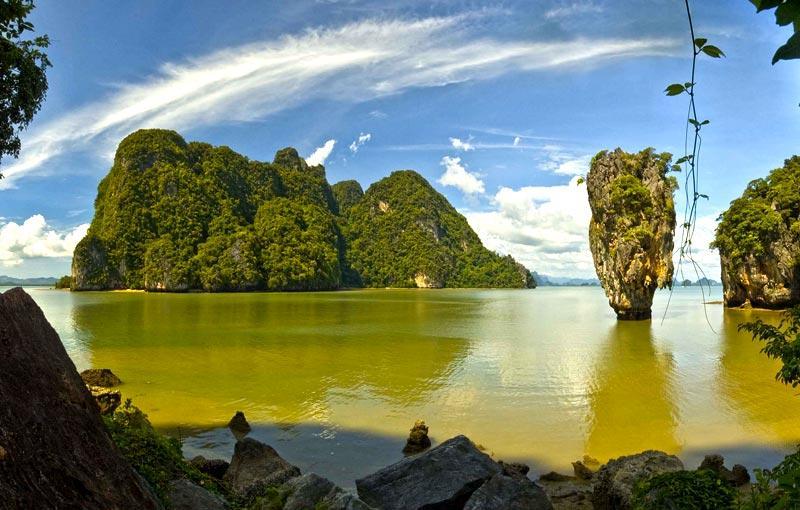 Phang Nga Bay Krabi Province