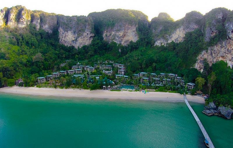 Krabi Beachfront Resorts