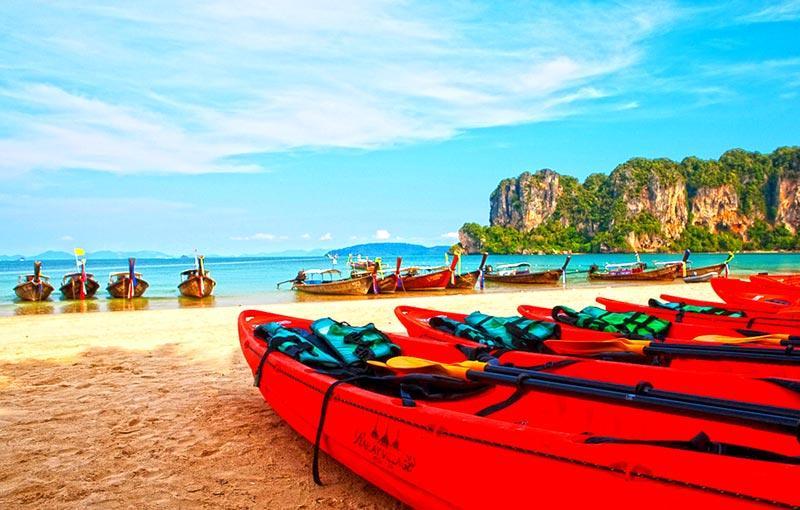 Krabi activities