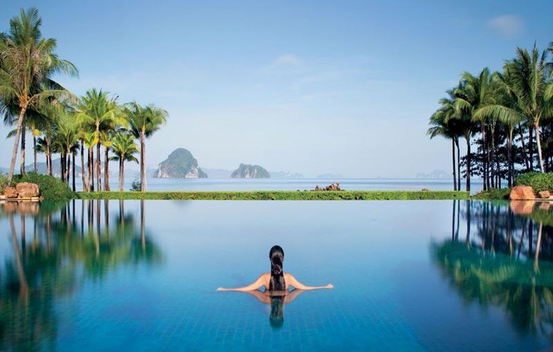 Phulay Bay Krabi Infinity Pool