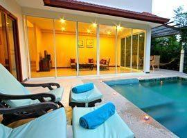 Thai Thani Pool Villa